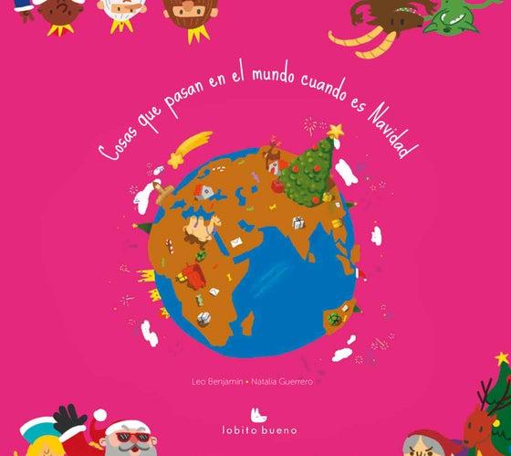 Image of Cosas que pasan en el mundo cuando es Navidad