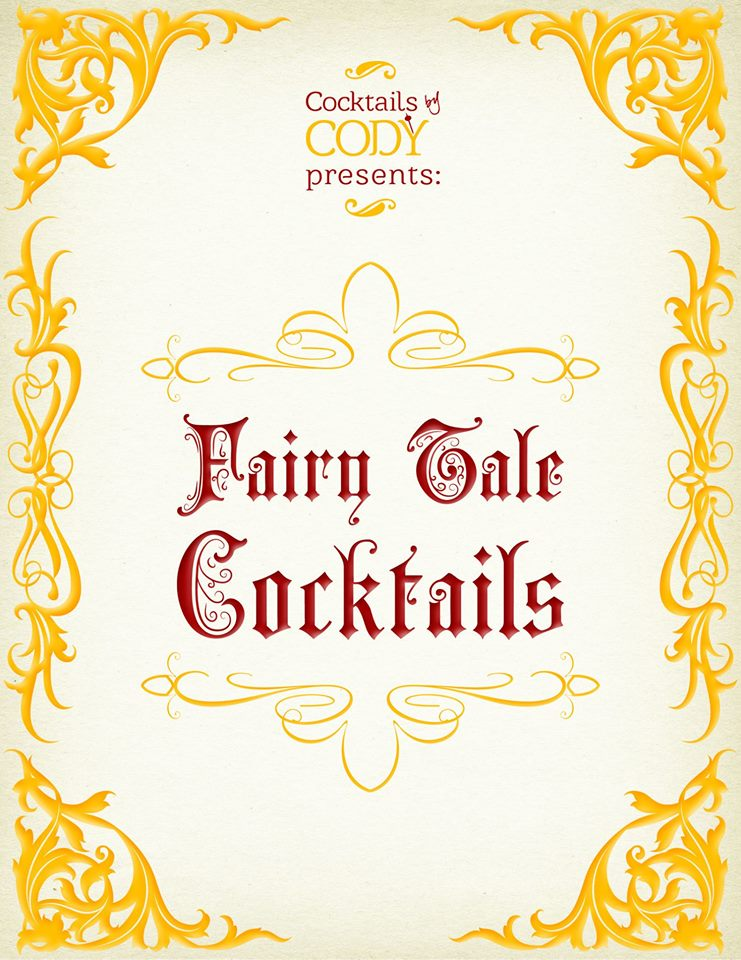 Image of Fairy Tale Cocktails