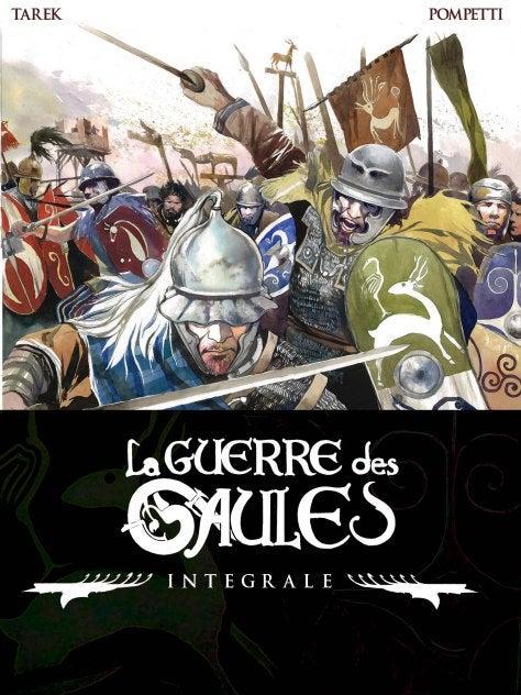 Image of La Guerre des Gaules, intégrale