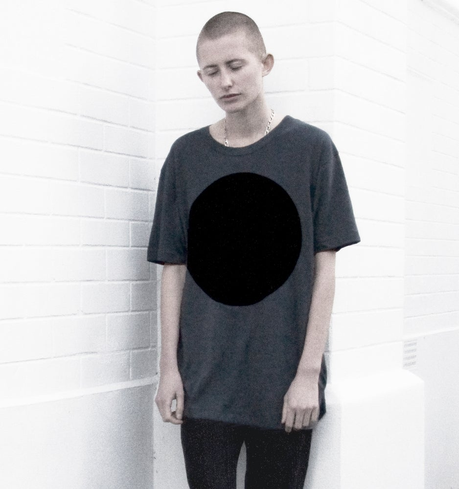 Image of GREY LABEL TENCEL LUNAR T-SHIRT