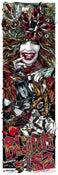 Image of BLINK-182 gigposter - MAD HATTER