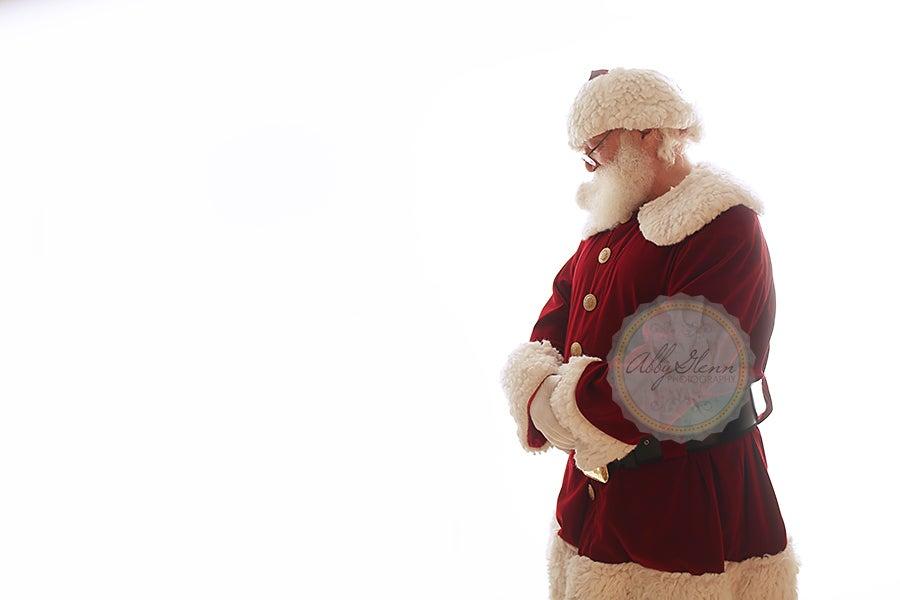 Abby Glenn Photography All Santa Digital Backdrops