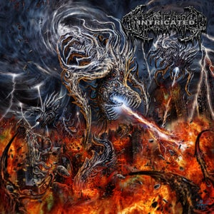 Image of Intricated - The Vortex of Fatal Depravity (Album 2016)