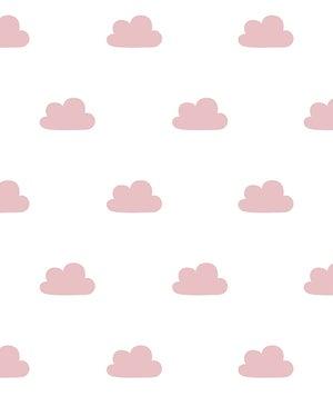 "Image of Papel pintado ""Nubes"""
