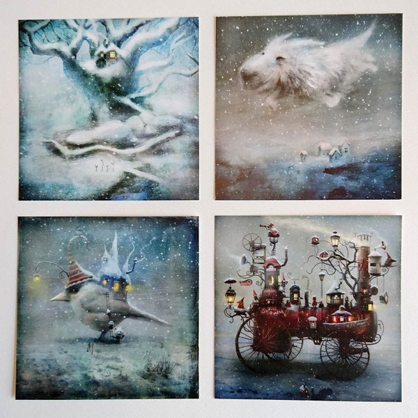 """Winter Cards Special"" - Alexander Jansson Shop"