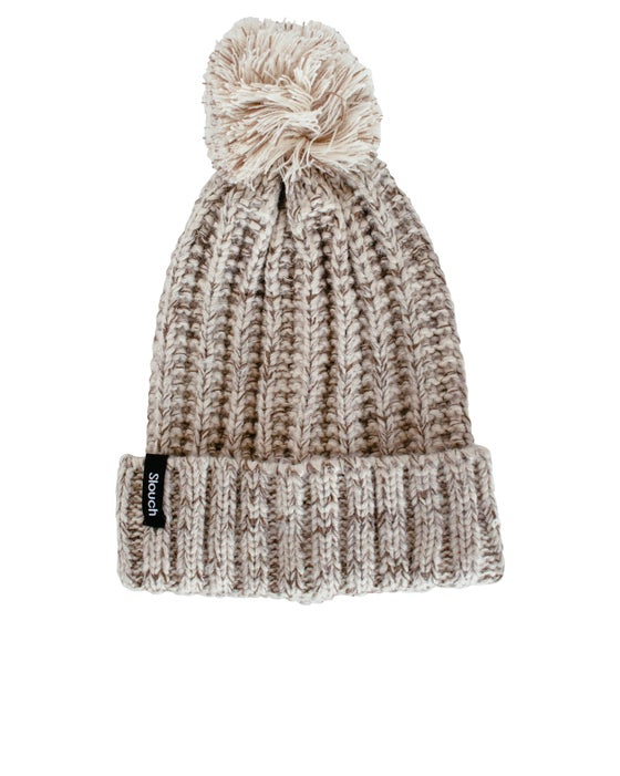 Image of Toffee Pom Pom Beanie