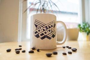 Image of Contra Code Coffee Mug