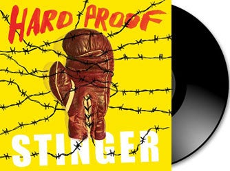 Image of Hard Proof - Stinger LP + Download Card