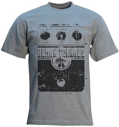 Image of The Human Tornado - Big Muff T-Shirt - LIMITED EDITION