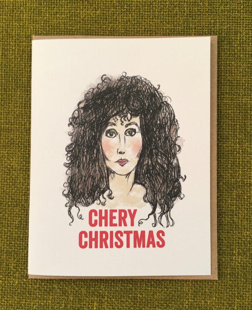 Image of Chery Christmas-Card