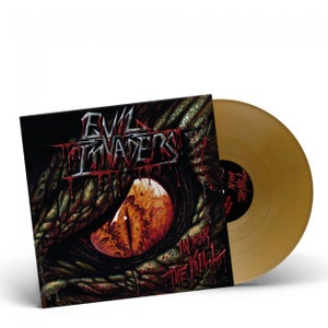 Image of In For The Kill - Gold vinyl - LIMITED 200 copies!!