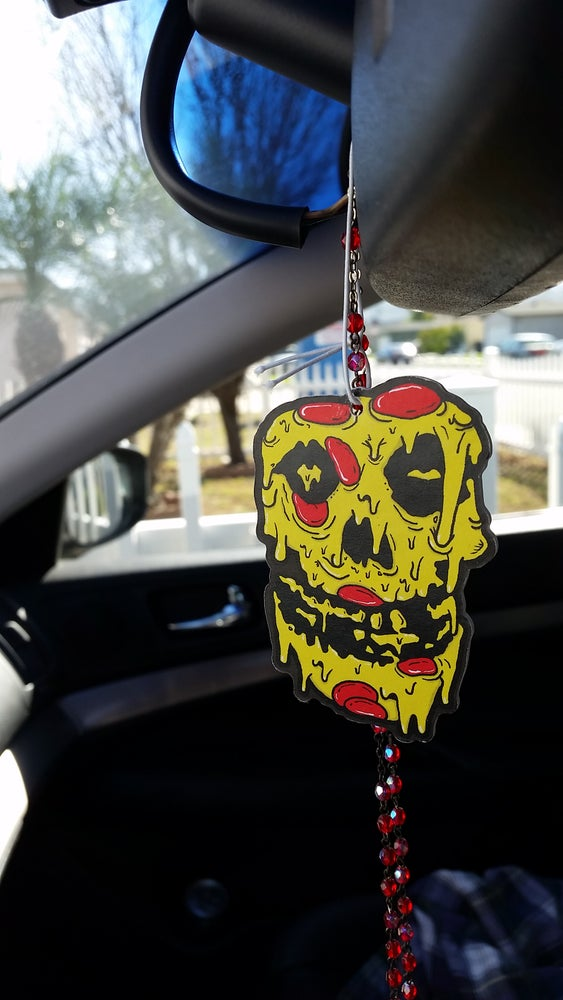 Image of FALL 16' COLLECTION DELADESO X PIZZABOYZZZ AIR FRESHENERS