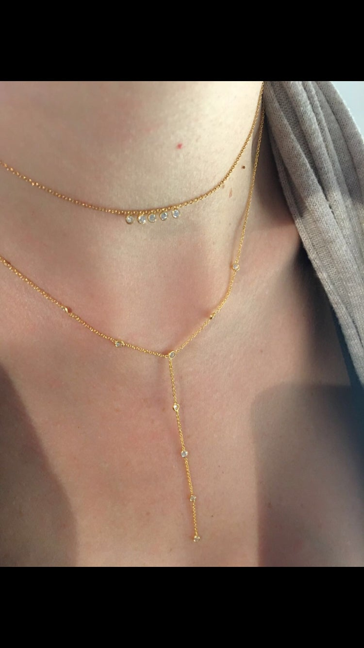 Image of Diamond circle chain (2nd) chain