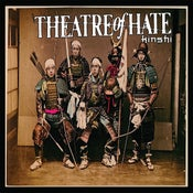 Image of THEATRE OF HATE 'Kinshi' Double CD