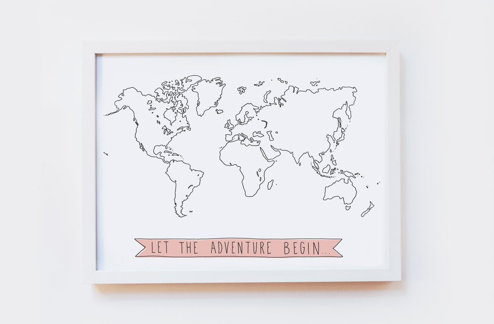 Image of Adventure Art Print