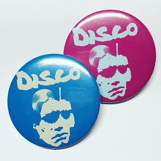 Image of DISCO pin