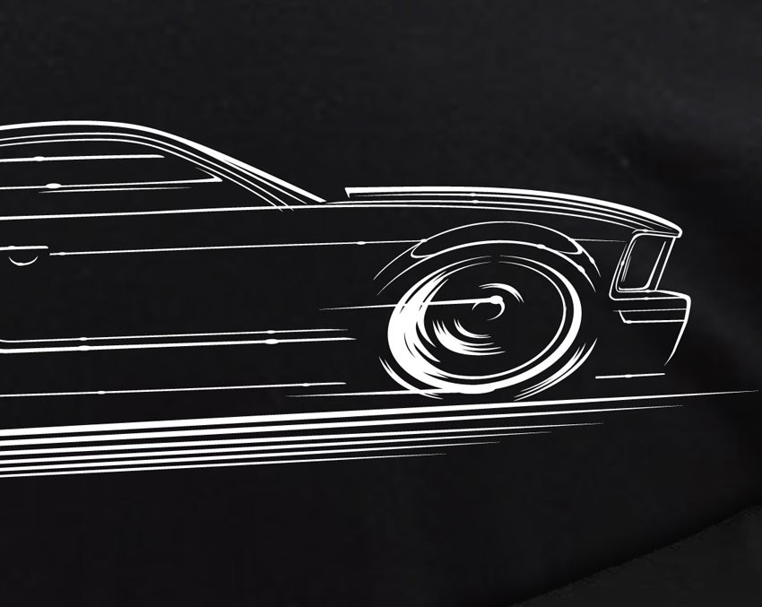 Image of '05-'09 Mustang Shirts & Hoodies