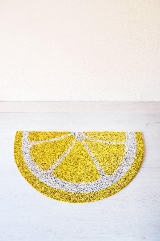 Image of Felpudo Lemon