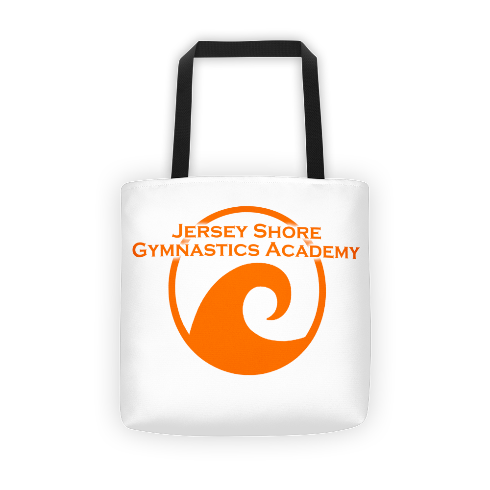 Image of Jersey Shore Gymnastics Tote Bag