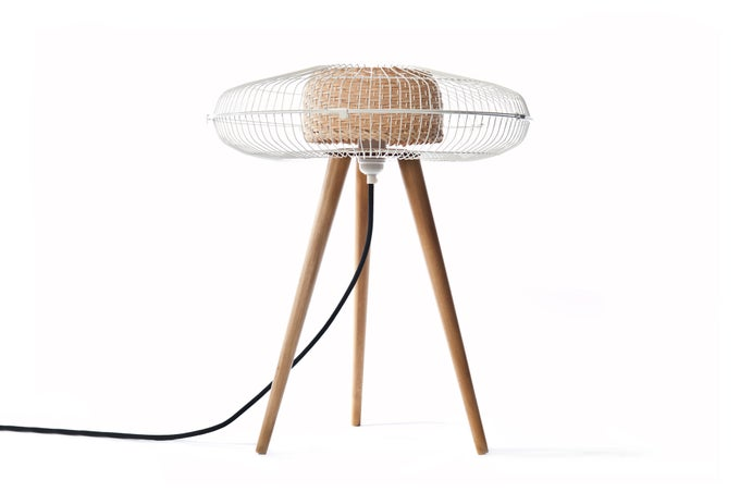 Image of FAN table lamp~