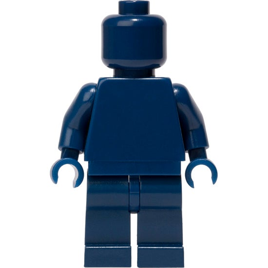 Image of DARK BLUE MONOFIG