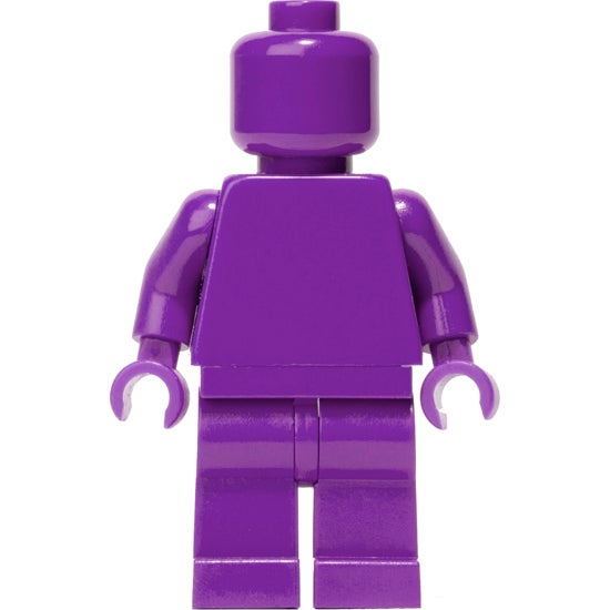 Image of DARK PURPLE MONOFIG