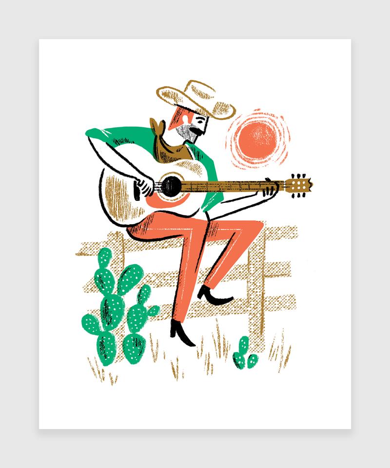 Image of Cowboy Song