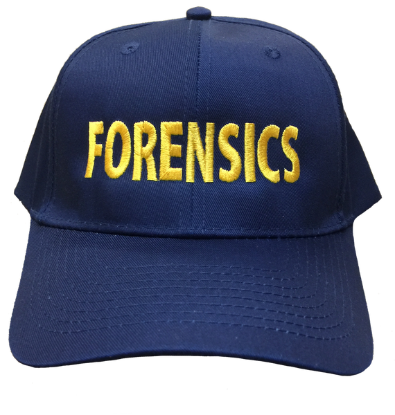 Image of Forensics Hat