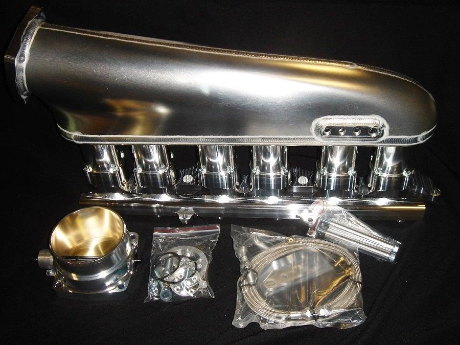 Image of 2JZGTE Hypertune, intake manifold kit