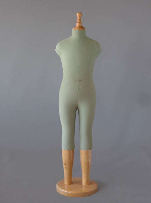 Image of Kid Bust with legs (tailor dummy)