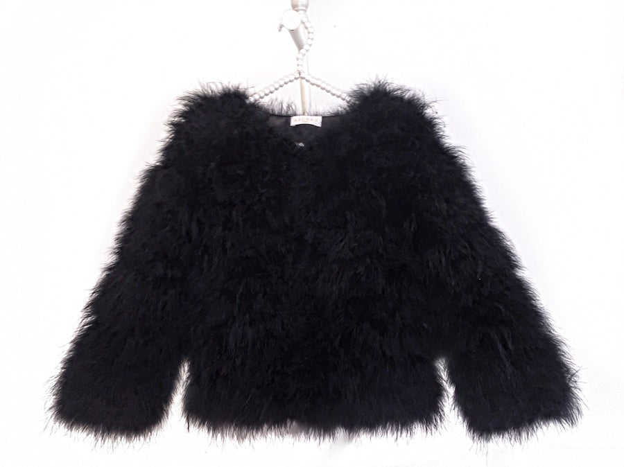 Image of Austria Feather Coat