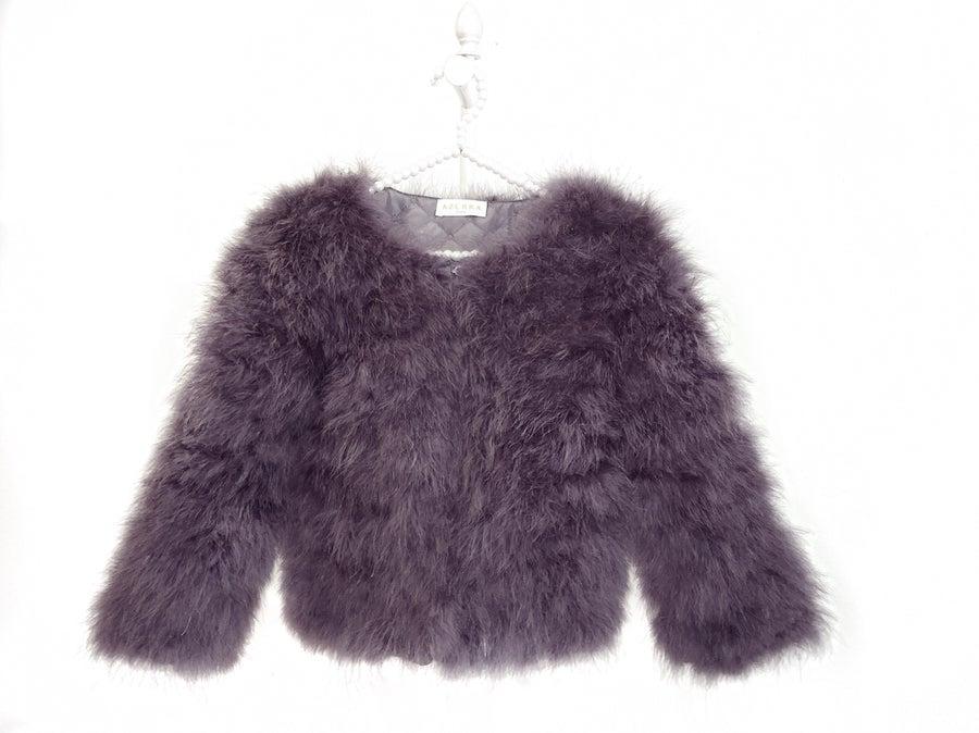 Image of Saint Petersburg Feather Coat
