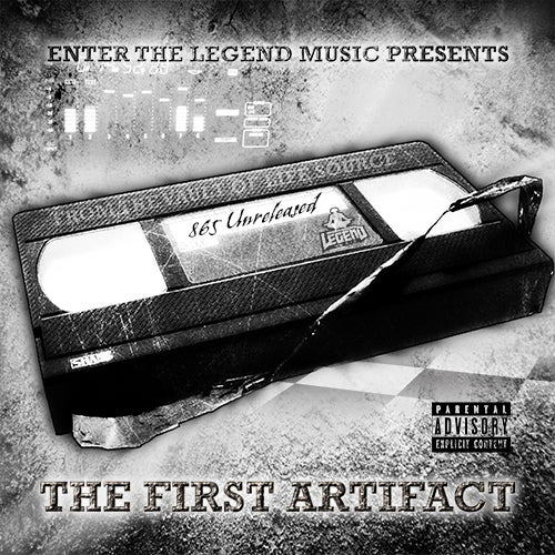 Image of Enter The Legend Music - The First Artifact (The Lost Analog)