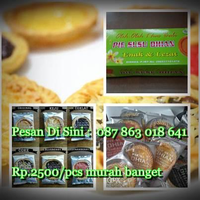 Image of Jual Pie Susu Bali Dhian Yang Paling Enak