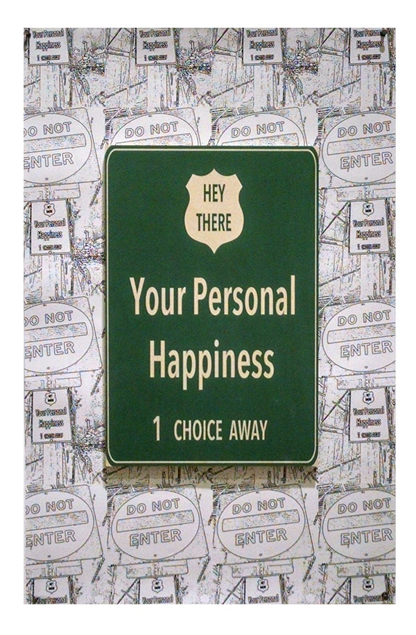 Image of YOUR PERSONAL HAPPINESS...
