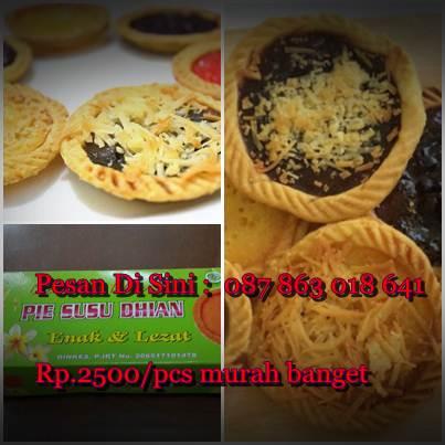 Image of Tempat Yang menjual Pie Susu Dhian Murah
