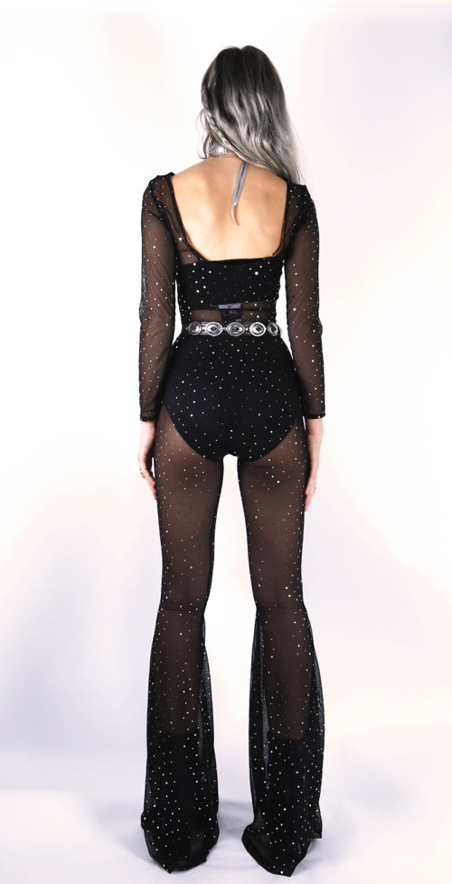 Image of Bebe Jumpsuit - Cosmic