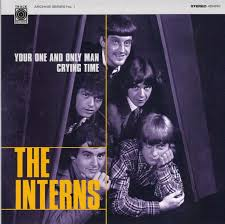 """Image of The Interns - Your One And Only Man Limited Edition 7"""" 250 copies"""