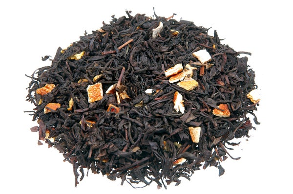 Image of Oolong Orange mit Orangenschalen
