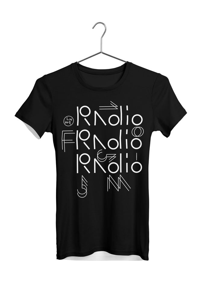 Image of Lumpen Radio - Radio x 3 Shirt