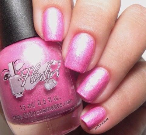 Image of Bottom-Lip Pink