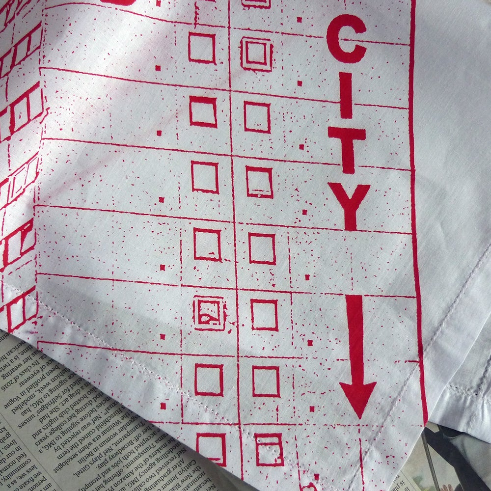 Image of Salford Shopping City Hankie