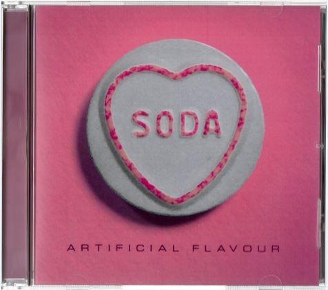 Image of Artificial Flavour Cd album (ltd)