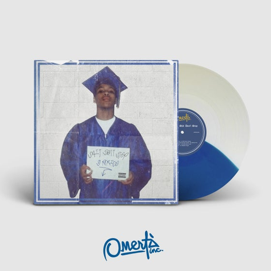 Image of G Perico - Shit Don't Stop [LP] OMINC002