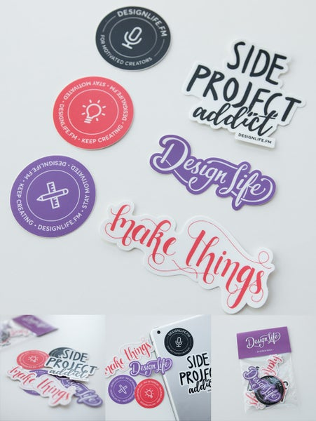 Image of Sticker Pack (limited edition)