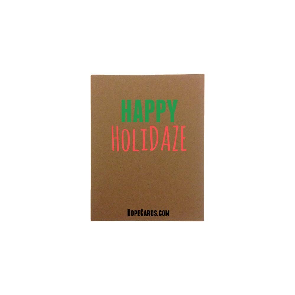 Image of The Holidaze Card (6 cards)