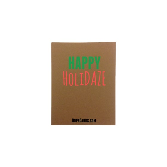 Image of The Holidaze Card (6 cards)