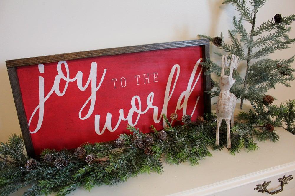 Image of Joy to the World