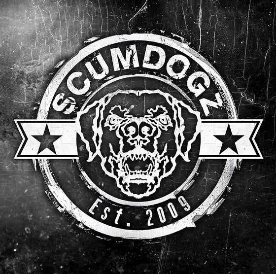 Image of 'SCUMDOGZ' - 12 Track Studio Album
