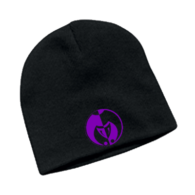 Image of Purple Legacy Seal Beanie